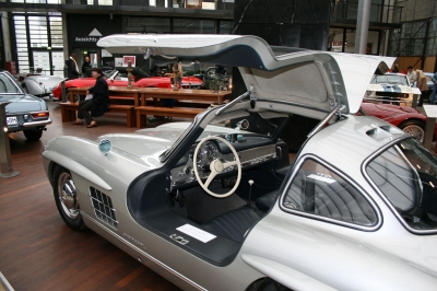 Mercedes Benz 300 SL W198