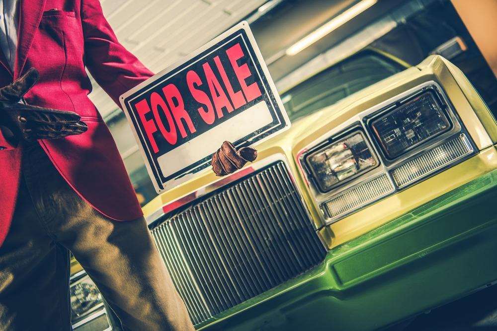 Oldtimer verkaufen